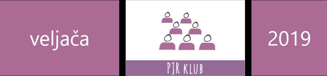 PJR KLUB: Natjecateljski dijalog